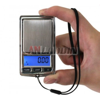 0.01g mini pocket scales / jewelry scale