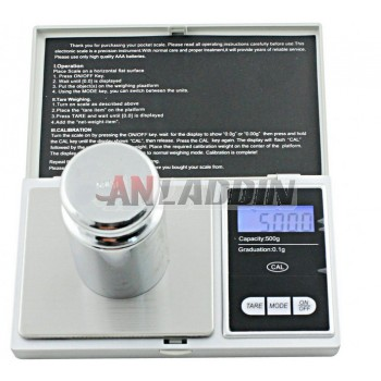 0.1g Kitchen Food Scale / Jewelry Electronic Scale