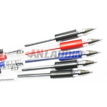 0.5mm multipurpose classic non-slip gel pen
