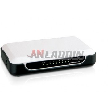 10/100M Ethernet Network Switch / 8 port network switch