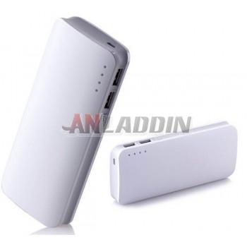 10,000 mA Universal Dual USB mobile power bank