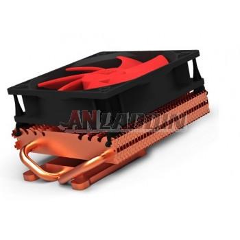 10CM dual copper heat pipe graphics card fan