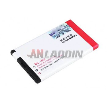 1100mAh mobile phone battery for Nokia C5-05 5530xm