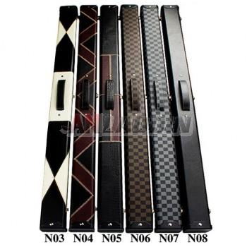 120cm package edges billiard cue case