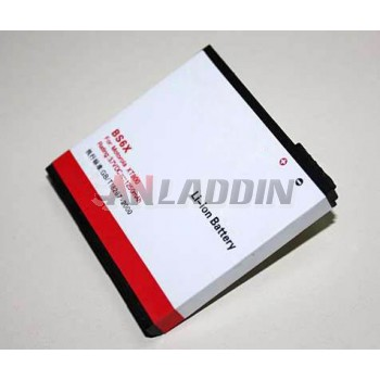 1250mAh mobile phone battery for Motorola XT800 A555