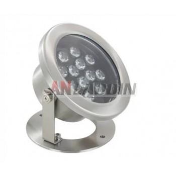 12W-18W AC24V underwater LED spotlights