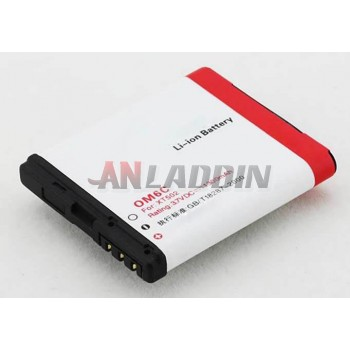 1300mAh mobile phone battery for Motorola XT502 xt3 XT5
