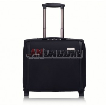 14-15.6 inch laptop luggage travel trolley