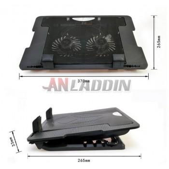 15.6'' laptop cooler