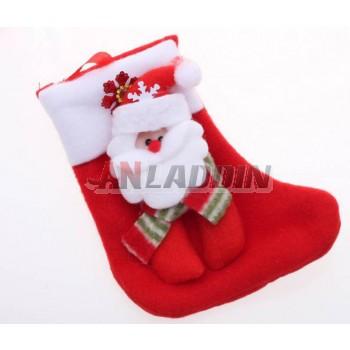 16cm Santa Claus Christmas Stocking