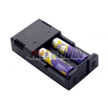 18650 3.7V 2200mAh rechargeable lithium battery Set