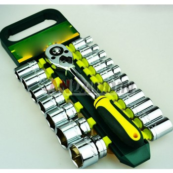 19 sets of auto repair sleeve tool