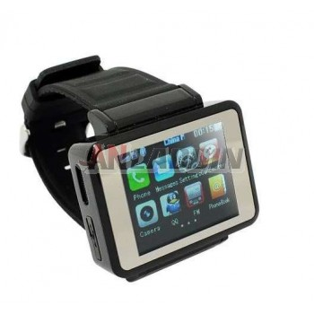 1.33 inch touch screen mini watch cell phone
