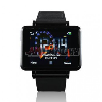 1.33 inch watch cell phone / quad-band