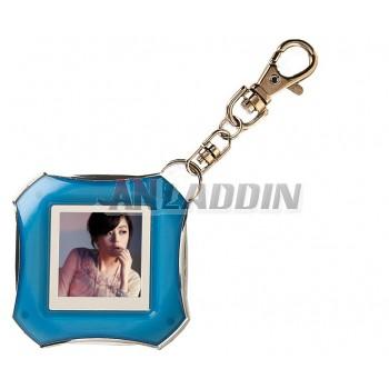 1.5 inch mini digital photo frame / digital photo frame keychain