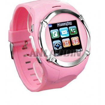 1.5 inch touch screen watch cell phone