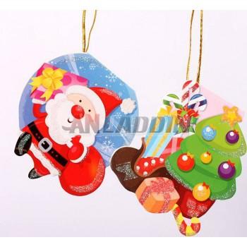 20pcs Painting Christmas Wishing Cards