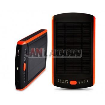 12V / 16V / 19V 23000 mAh solar mobile power supply for laptop