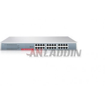 S124 24-port 10/100M Ethernet Network Switch / 24-port network switch