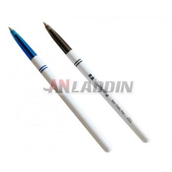 24 pcs 0.7mm plastic ballpoint pens