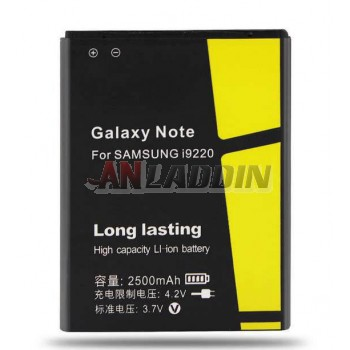 2500mAh Lithium Battery for Samsung Galaxy Note