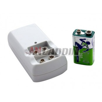 260 mA 9V rechargeable battery kit