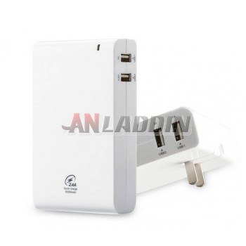 2.4A Dual USB10000 mAh mobile power bank