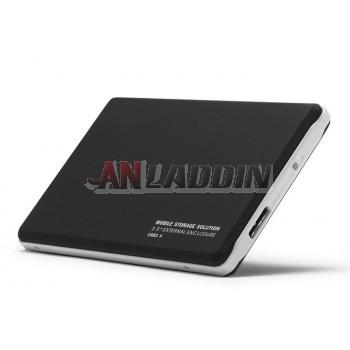 "2.5 ""USB 3.0 SATA HDD HD Hard Drive Enclosure External Case Black"