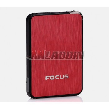 2 in 1 1.2cm thin automatic cigarette case