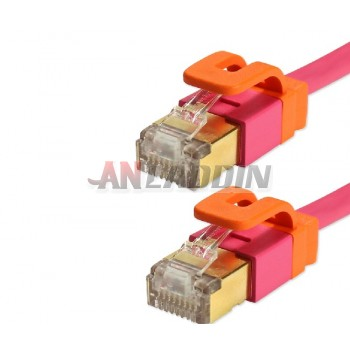 2 m copper CAT7 network cable