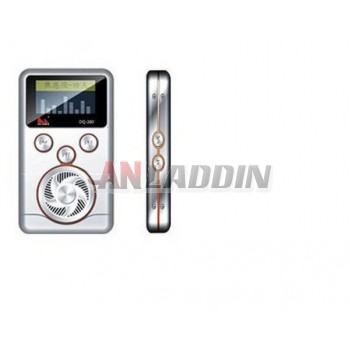 2G Metal MP3 player with FM radio function