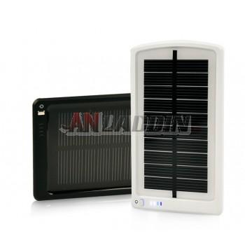 3000 mAh solar laptop mobile power supply