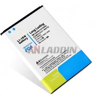 3100mAh battery kits for Samsung Note2