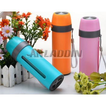 320ml bilayer ABS glass cup