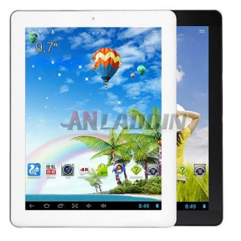 16GB WIFI 9.7 inch retina screen quad-core tablet PC