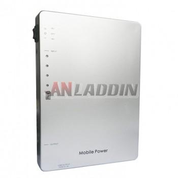 33000 mAh / 3.7V laptop mobile power supply