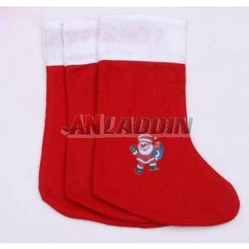 35cm Non-woven Christmas stockings