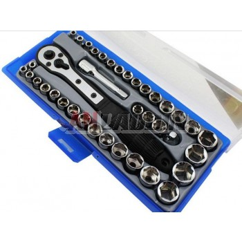 38 ratchet wrench sleeve tool set