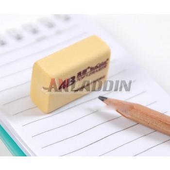 3 * 2.2 * 1.2cm 4B multipurpose yellow eraser