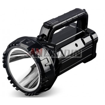 3W rechargeable portable LED flashlight flashlight
