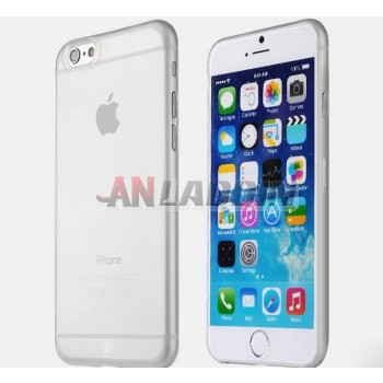 4.7 inches 0.32mm slim transparent case for iphone 6