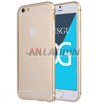 4.7 inches aluminum frame protective cover for iphone 6