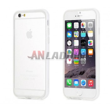 4.7 inches silicone border protective cover for iphone 6