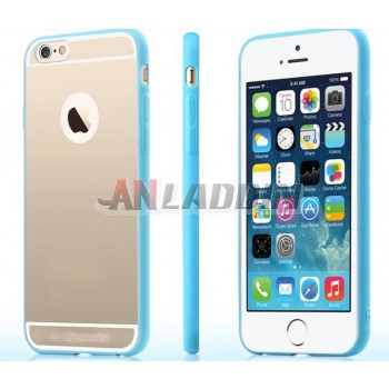 4.7 inches simplicity transparent protective cover for iphone 6