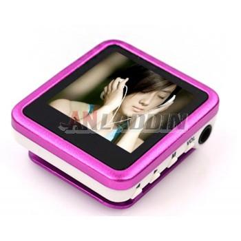 4g sport mp3 player / mini clip mp3 player