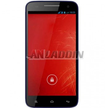 5.0 inches quad-core Android smartphone
