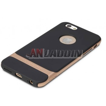 5.5 inches TPU + PC protective cover for iphone 6 plus