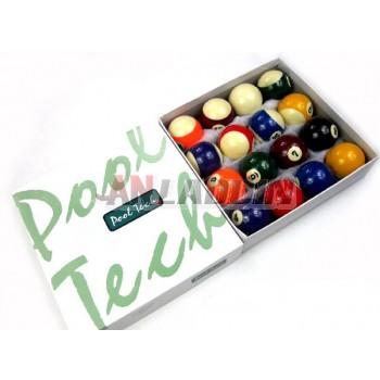 5.7cm billiard balls for pool eight ball
