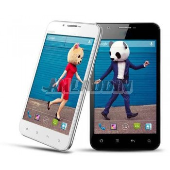 5 inches of dual-core Android smartphone