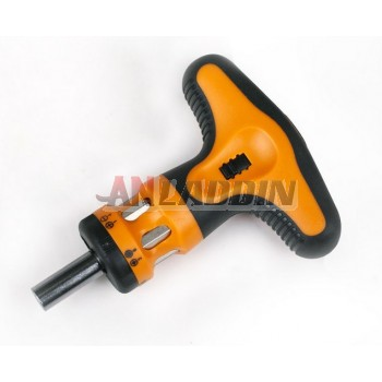 6 sets of multi-purpose screwdriver set